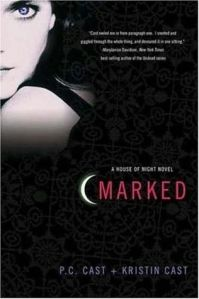 Marked by P.C. Cast + Kristin Cast